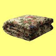 Одеяло овечья шерсть толстое 2 сп. фото