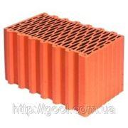 Керамблоки Поротерм Porotherm 380 х 248 х 238 мм. фото