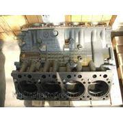 Блок цилиндров с заглушками втулками в сб.ЕВРО-2 для ТНВД Bosch (пр-во КамАЗ) фото
