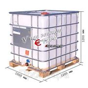 Бак ( IBC-контейнер) 1000 л, европоддоны, бочки. фото