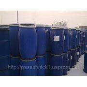 Бочка 120л,160л,220л пластиковая под обруч open top drums пищевая и техническая фото