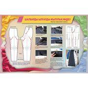 Влажно-тепловая обработка брюк