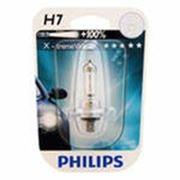 Лампа Philips X-tremeVision H4 12В 55Вт фото
