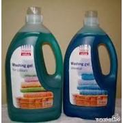 Порошок стиральный жидкий Tesco 3 л колор. фото