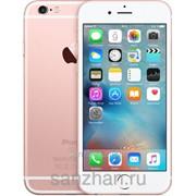 """Телефон Apple iPhone 6S MT6735 4GLTE RAM 2GB ROM 8GB 4.7"""" Rose Gold розовое золото 87067 фото"""