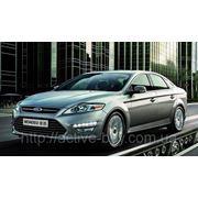 Дневные штатные ходовые огни(фары) для Ford Mondeo 2011+ фото