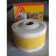 Герметизирующая лента полимер-каучуковая для герметизации примыканий и швов SikaSealTape-S 120 мм фото