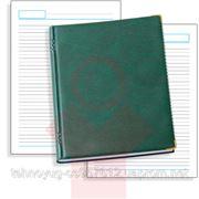 Деловой дневник бордо, обложка: ПВХ фото