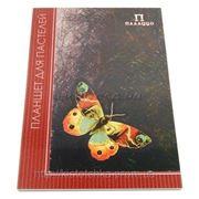 """Склейка-планшет для пастели Палаццо.""""Бабочка""""А3 (30*40см), 20л., 200г/м, 4 цвета, ГОЗНАК фото"""