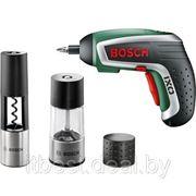 Аккумуляторная отвертка Bosch IXO Gourmet фото