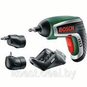 Аккумуляторная отвертка Bosch IXO-IV set Upgrade full фото