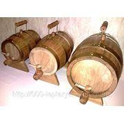 Изготовление и реализация дубовых бочек для винодельческой и коньячной промышленности фото