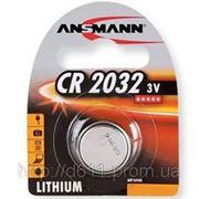 "Элемент питания ""Ansmann"" CR 2032 3V"