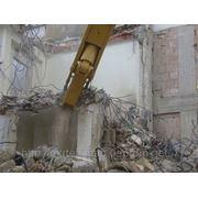Гидравлический бетонолом-измельчитель OSA (Италия) серии RV фото