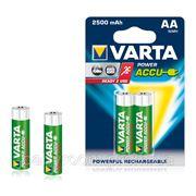 Аккумуляторы Varta Power Accu AA 2500 mAh 2штуки