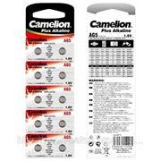 Батарейка Camelion d-11.6*3.05мм АG10 LR1130 (alkaline) 10 шт. фото