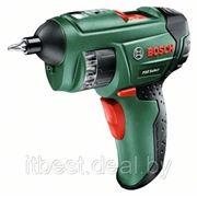 Аккумуляторная отвертка Bosch PSR Select фото