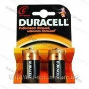 Батарейки Duracell C, LR14