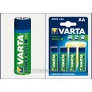 Аккумулятор VARTA POWER ACCU AA 2400mAh фото