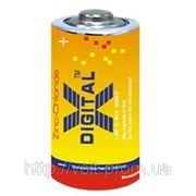Батарейка R20 X-DIGITAL Longlife (без блистера) фото