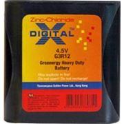 Батарейка Didital 3R12 (без блистера) фото