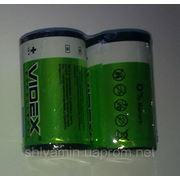 Батарейки VIDEX R20 (D) алколаин