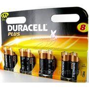 Батарейки Duracell R6/R3 Оригинал 8 шт в пачке фото