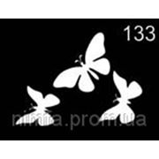 Трафарет для биотату № 133 фото
