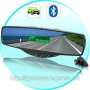 Bluetooth зеркало заднего вида автомобиля (Дисплей Caller ID) Спецификации * Основная функция: фото