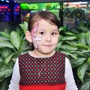 Аквагрим в Хан Шатыре г. Астана фото