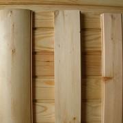 Доски шпунтовые для обшивки стен и потолков фото
