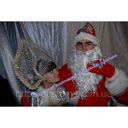 Новогодний костюм Дед Мороз фото