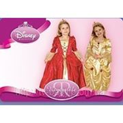 Принцесса Бэлль в красном фото