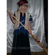 Карнавальный костюм Бабы Яги фото