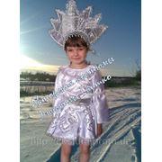 Новогодний костюм Снежинка. V.A.P. костюм. фото