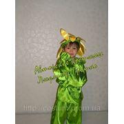 Карнавальный костюм Подсолнух для мальчика. фото