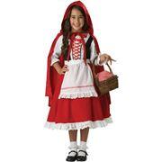 Прокат карнавального костюма Красная Шапочка фото