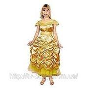 Принцесса в желтом фото