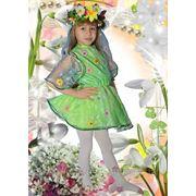 Прокат карнавальных костюмов для детей Весна короткая фото