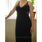 Платье черное женское 2011 купить фото