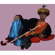 Костюм Падишах (Султан). Восточный мужской костюм. фото
