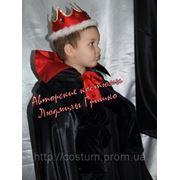 Карнавальный костюм Дракула фото