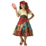 Прокат карнавального костюма Циганочка фото