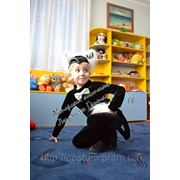 Карнавальный костюм Котик для мальчика фото