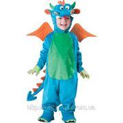 Прокат карнавального костюма дракончик большой фото