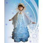 Снежная королева — карнавальный костюм фото