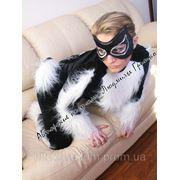 Карнавальный костюм Черная Кошка (взрослый) фото
