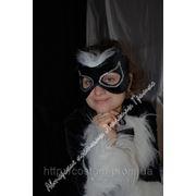 Карнавальный костюм Кошка черная. фото