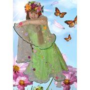 Карнавальные костюмы для детей Весна длинная фото