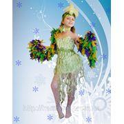 Жар-птица (зеленая) — карнавальный костюм фото